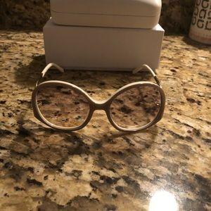 Brand new,  never worn grey Chloe sunglasses